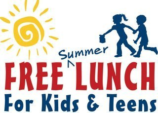 Free Summer Lunch for Kids & Teens