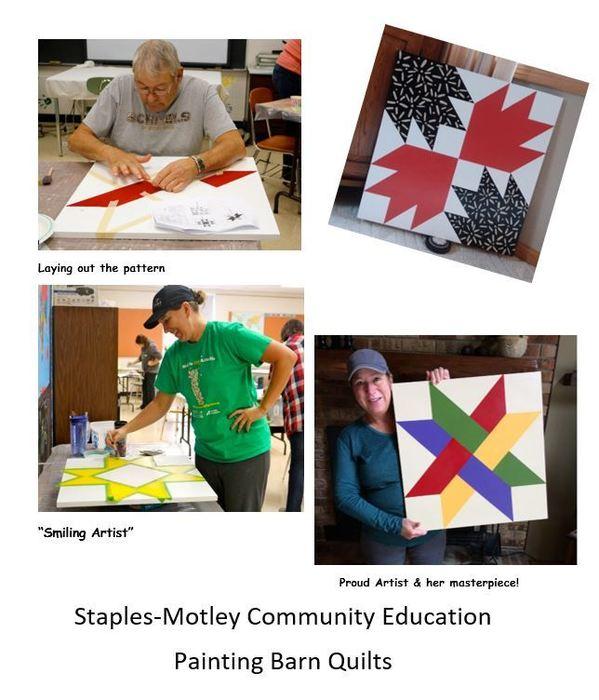 Local Barn Quilt Artists!