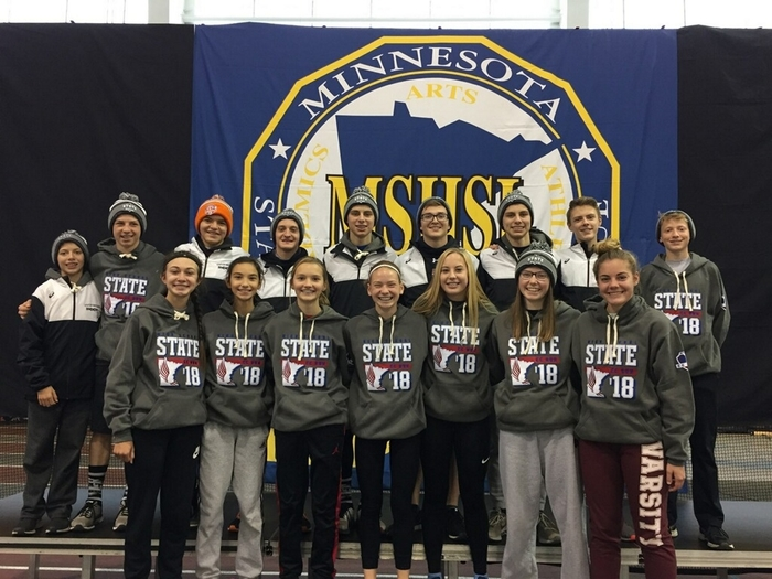 2018 MSHSL STATE CROSS COUNTRY