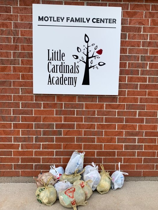 Good working Little Cardinals Academy !