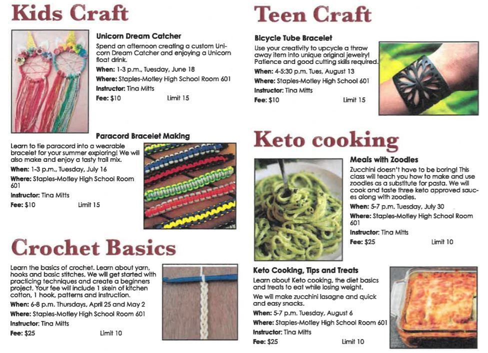 Kids Crafts & Cooking