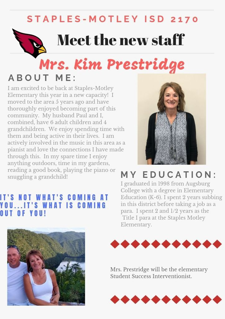 Mrs. Prestridge