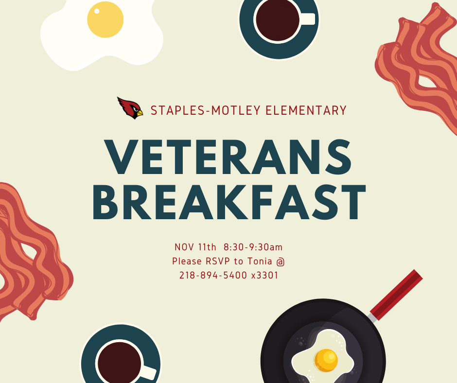 Veteran's Breakfast