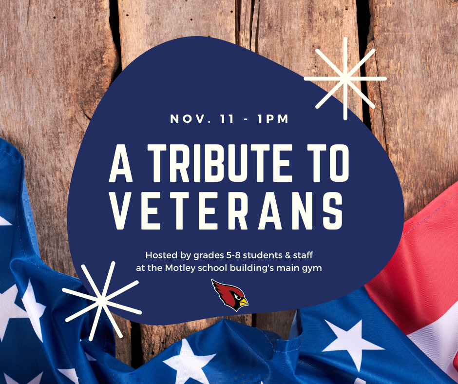 Middle School Veterans Event 2019