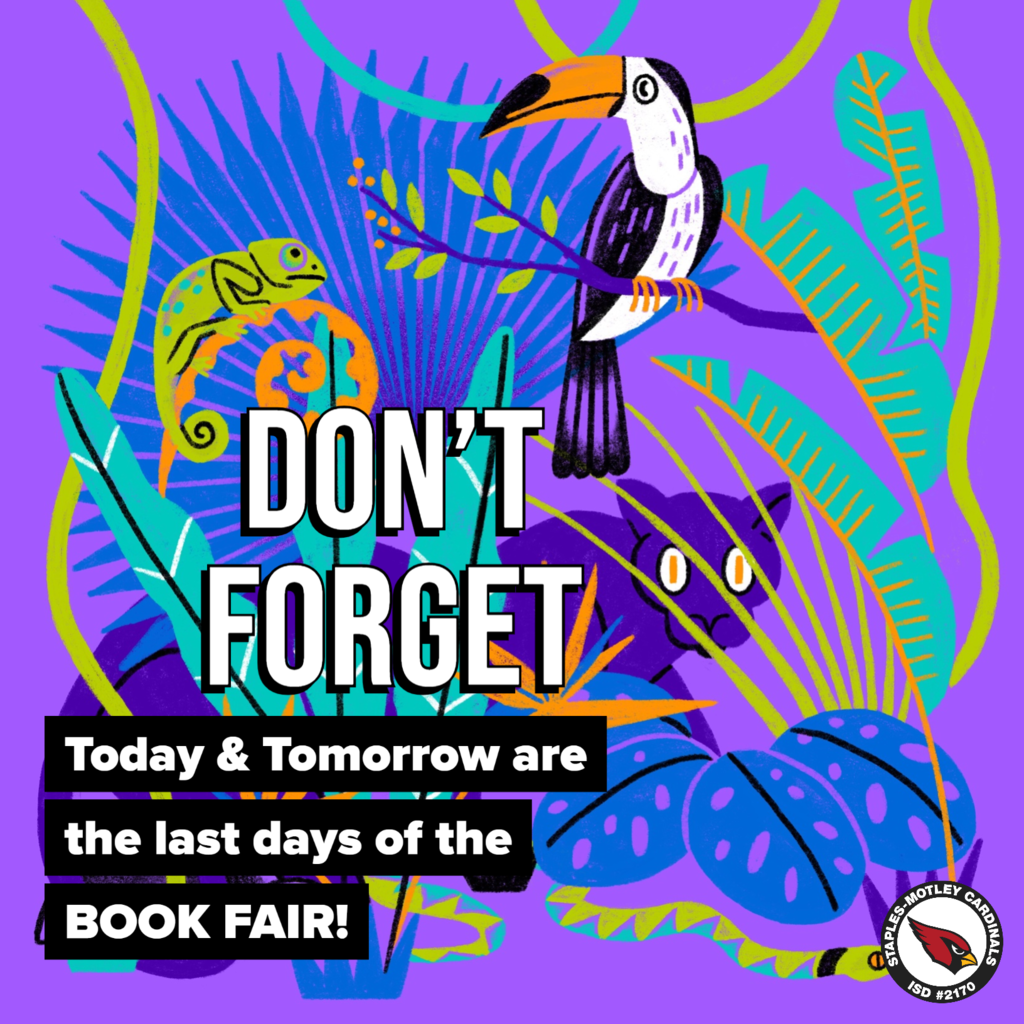 Book Fair Final Days