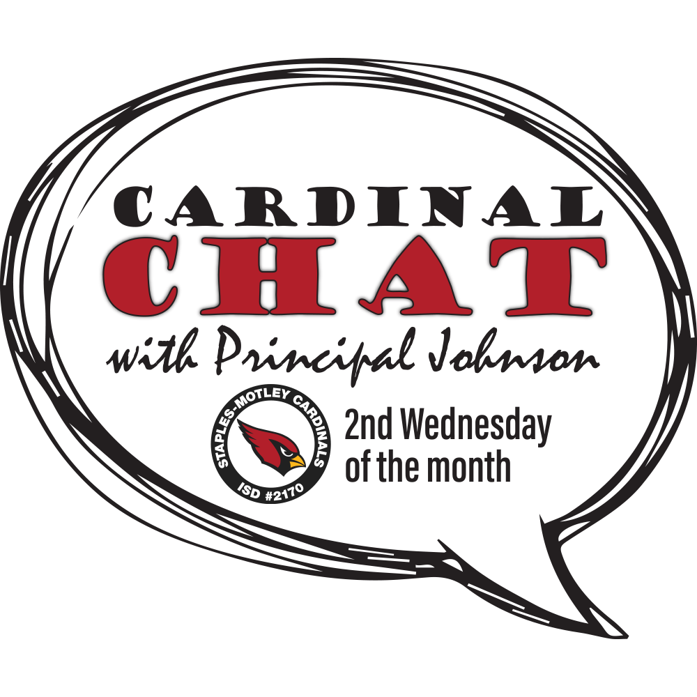 Don't forget about Cardinal Chat tomorrow!