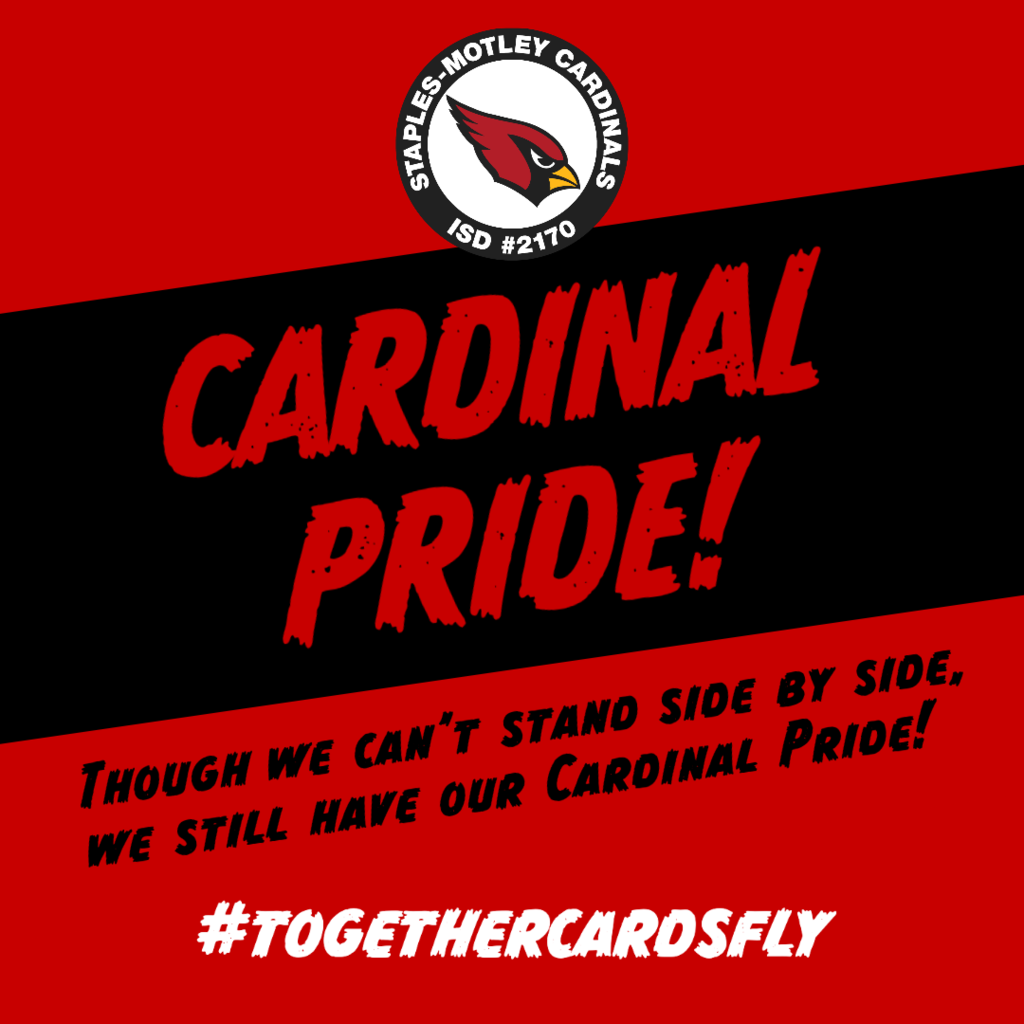 Cardinal Pride Day Friday March 20th
