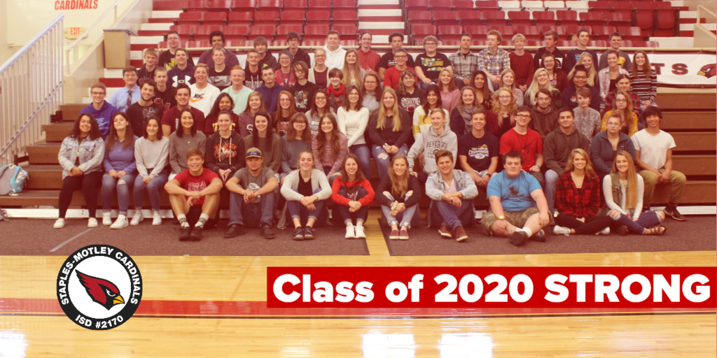 Staples-Motley High School Class of 2020